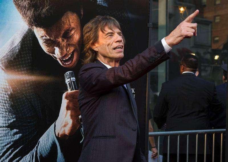 Jagger durante lançamento do filme 'Get on Up', em 21 de julho de 2014. Foto: Eric Thayer/Reuters