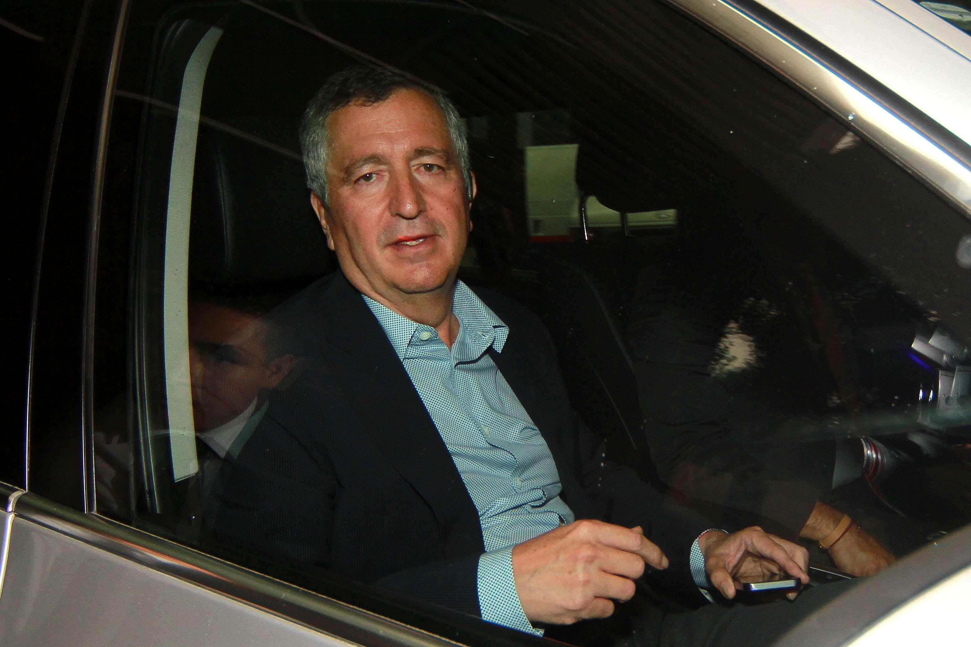 Jorge Vergara, presidente y dueño de las Chivas Rayadas del Guadalajara. Foto: Imago 7