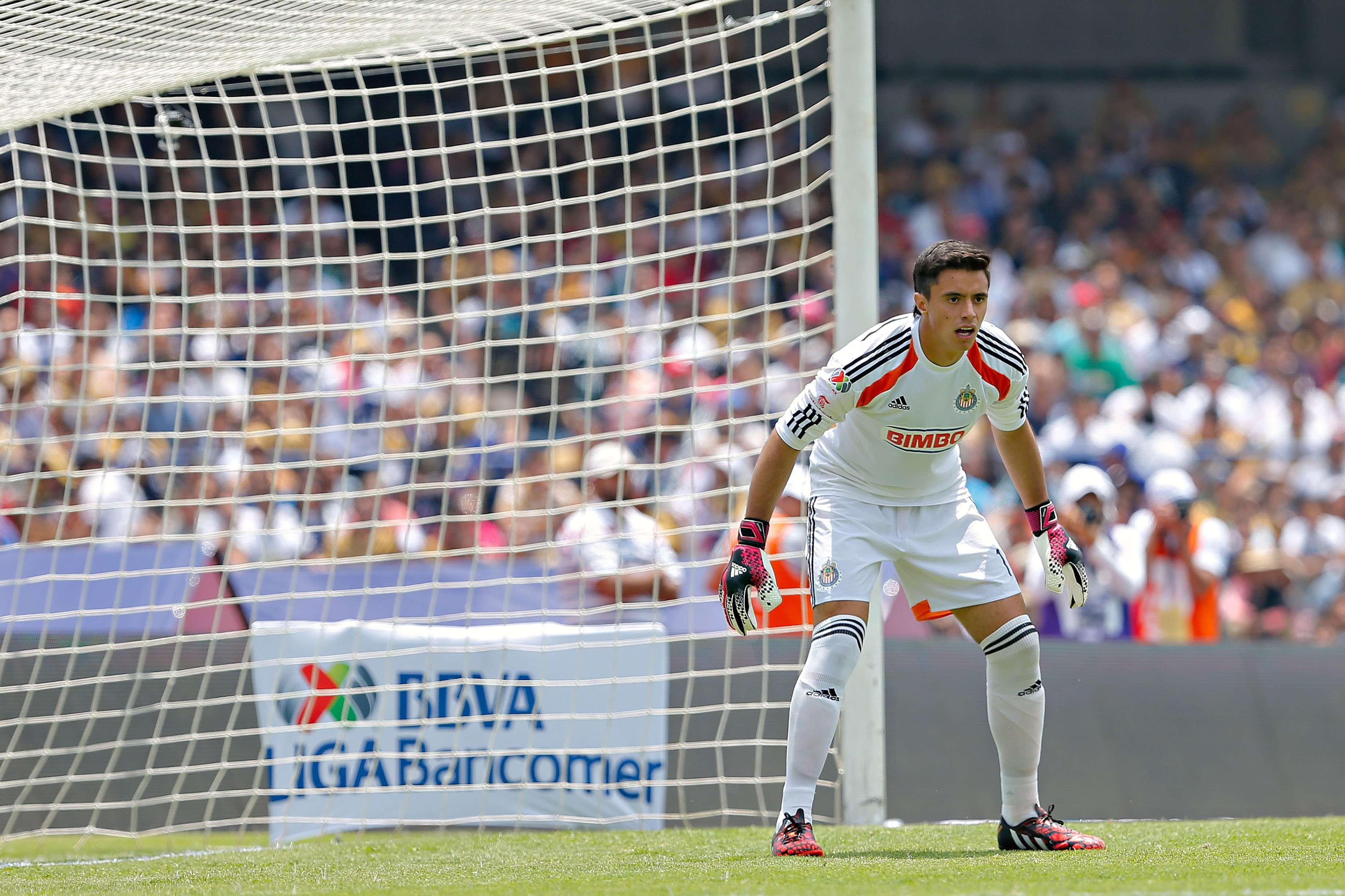 """""""Toño"""" Rodríguez y el Guadalajar buscan su primera victoria como locales este torneo. Foto: Imago 7"""