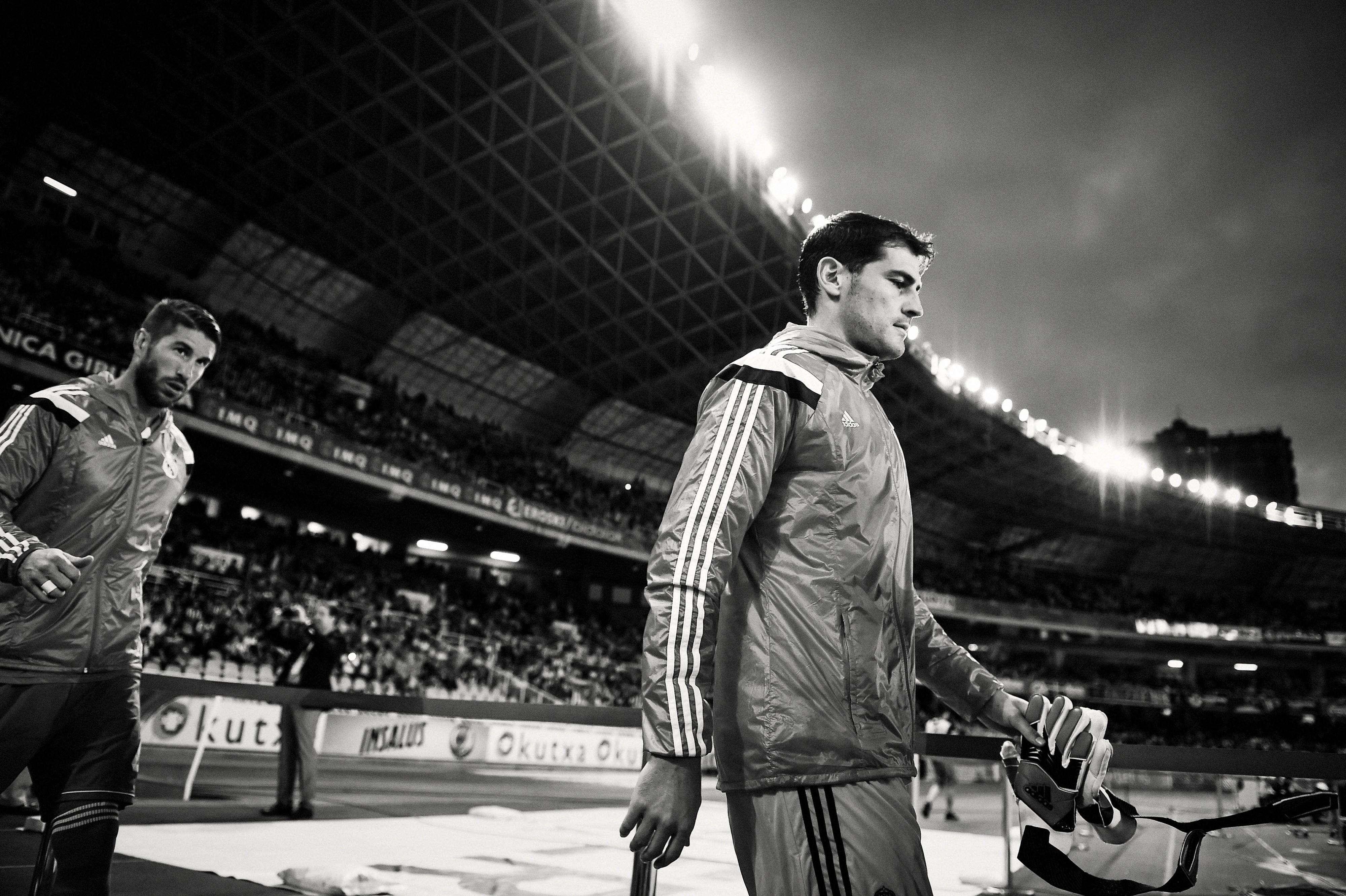 Iker Casillas Foto: Getty