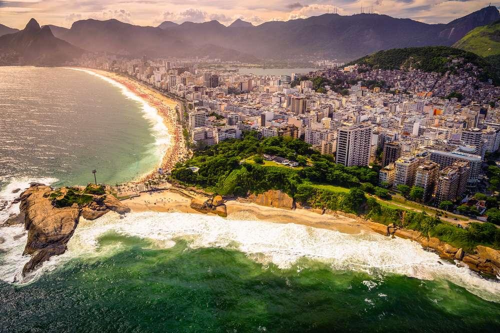 Rio de Janeiro estará na rota do navio, assim como do Ruby Princess, que fará travessia entre Estados Unidos e Brasil em janeiro de 2015 Foto: Celso Diniz/Shutterstock