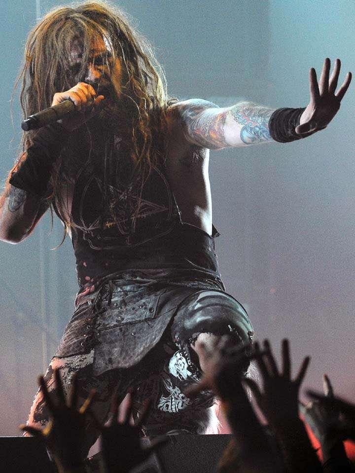 Rob Zombie Foto: AP