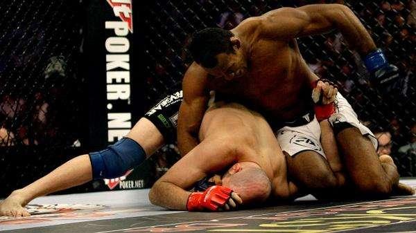 Souza se mantiene invicto en el UFC con cuatro victorias. Foto: Twitter: @Sportsnet
