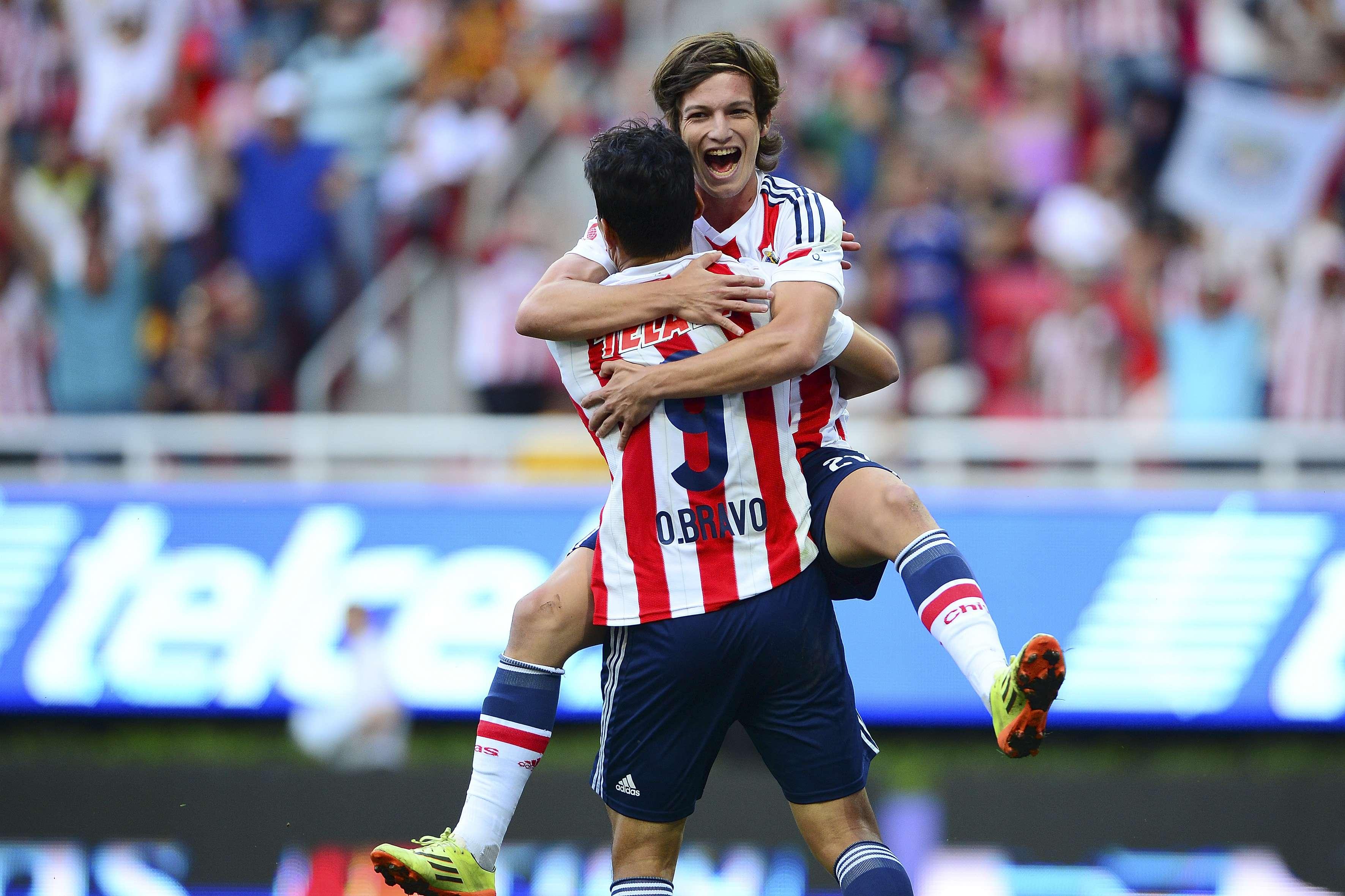 Carlos Fierro marcó sus primeros goles del torneo. Foto: Mexsport