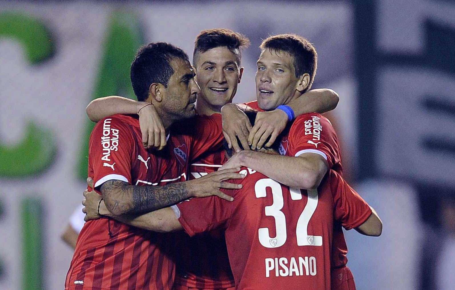 Independiente venció 1 a 0 a Banfield con gol de Mancuello y se ilusiona Foto: Télam