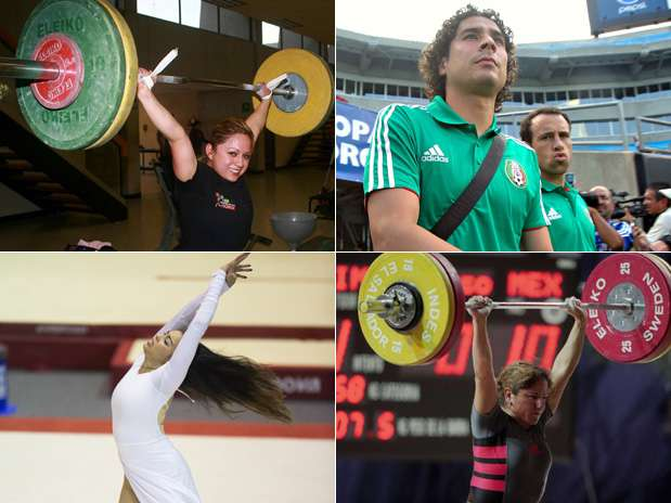 Tras revelarse el dóping positivo de la halterista Carolina Valencia, te presentamos otros casos de deportistas mexicanos que han dado positivo. Foto: Mexsport