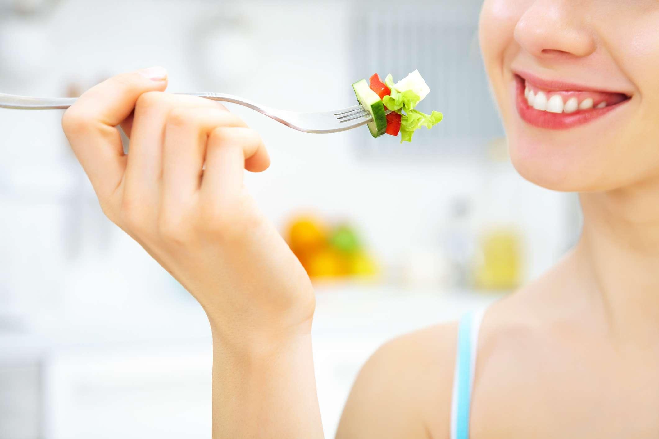salud bucal comida Foto: YanLev/ThinkStock
