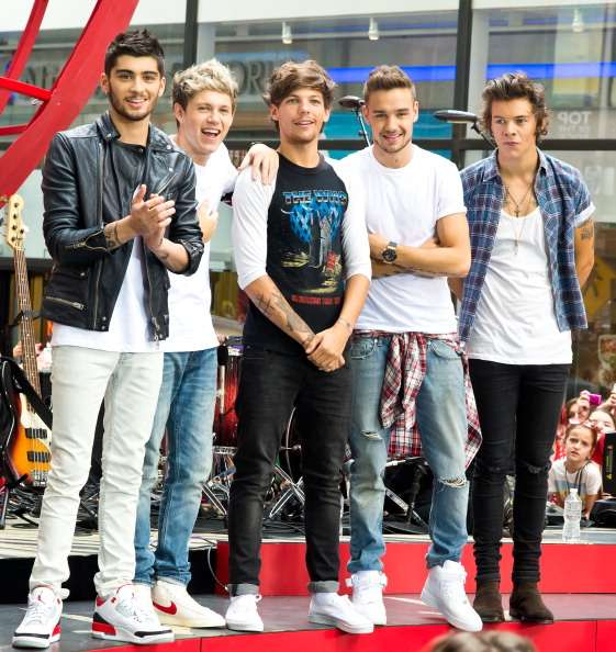 One Direction. Foto: Getty Images