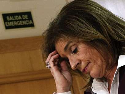 Ana Botella. Foto: EFE