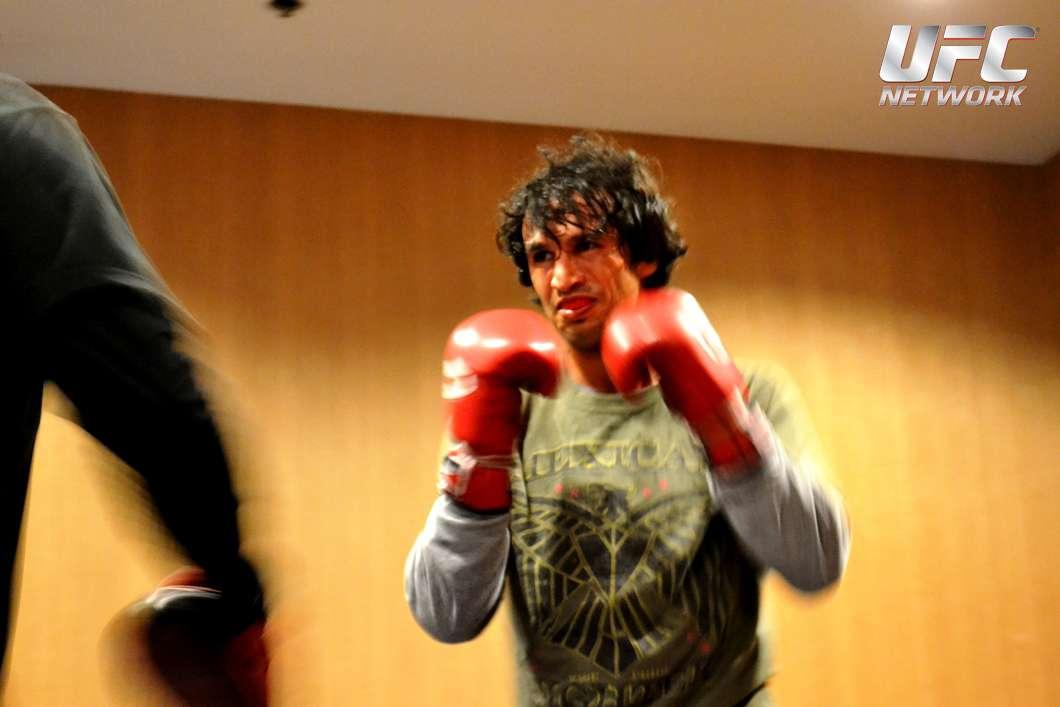 Arreola es originario de Tijuana, Baja California. Foto: UFC Network