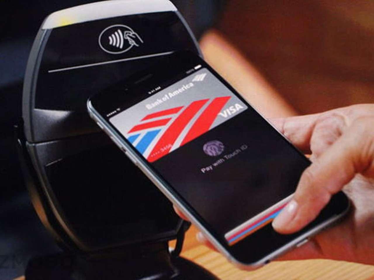 Apple Pay empezará a funcionar en octubre sólo en Estados Unidos Foto: Apple