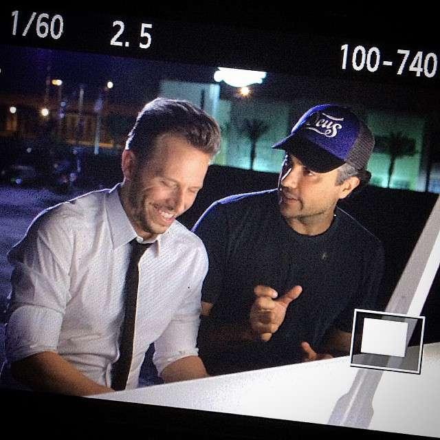 Noel Schajris y Jaime Camil Foto: Instagram/Jaime Camil