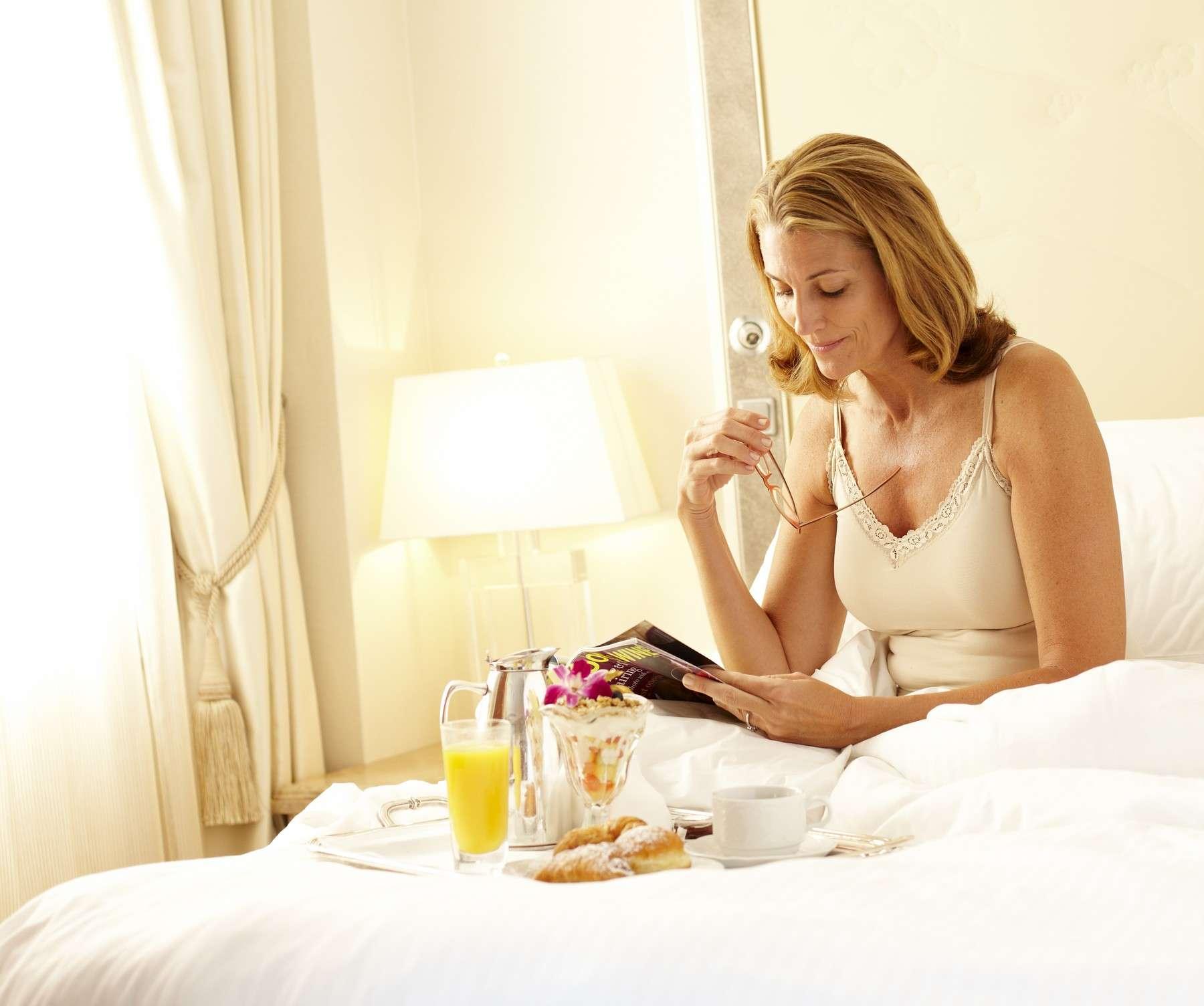 Hóspedes que acordam tarde poderão aproveitar excursões em horário especial Foto: Crystal Cruises/Divulgação