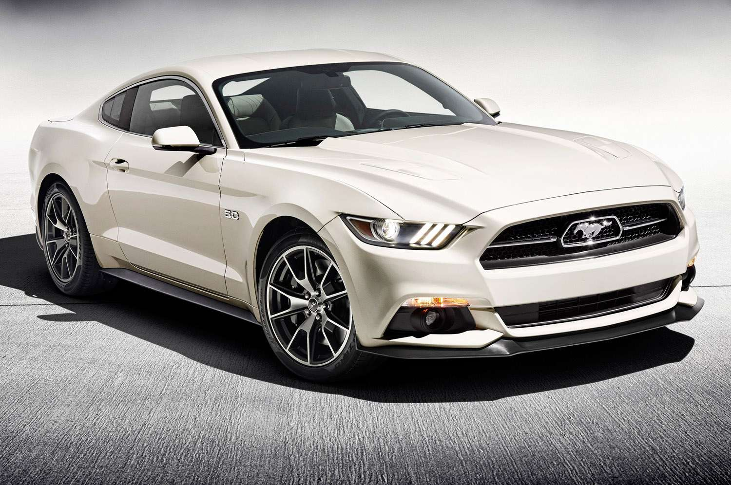 Ford Mustang 50 Years Limited Edition 2015 Foto: Ford