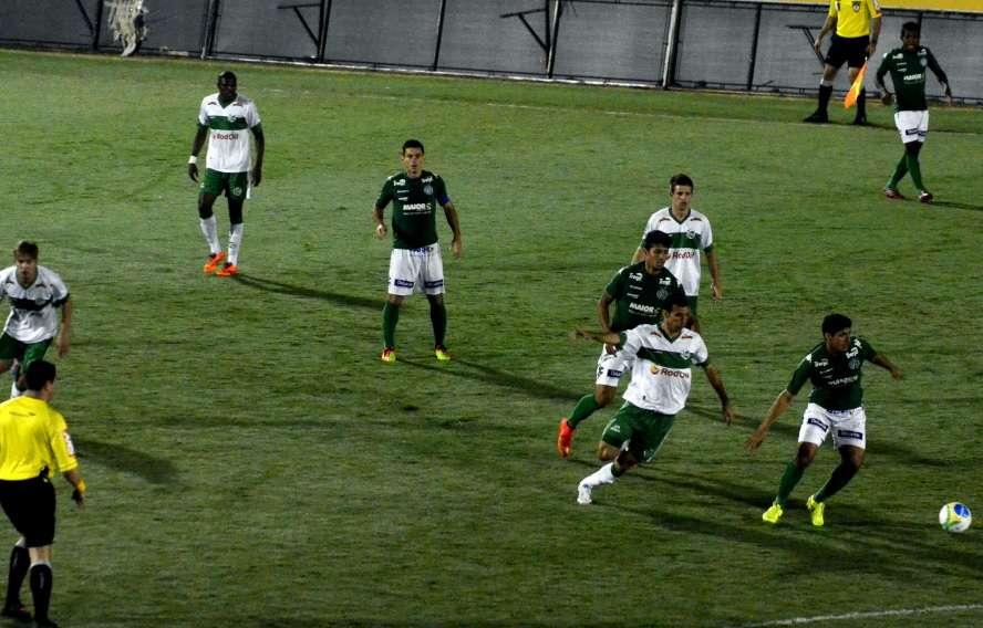 Sem poder jogar no Brinco e em Bragança, Guarani recebe o Duque de Caxias em Americana Foto: José da Cunha/Agência Guarani
