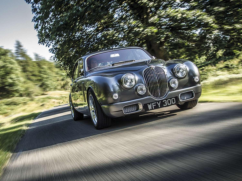 Jaguar MK2 Ian Callum Foto: CMC/CMC