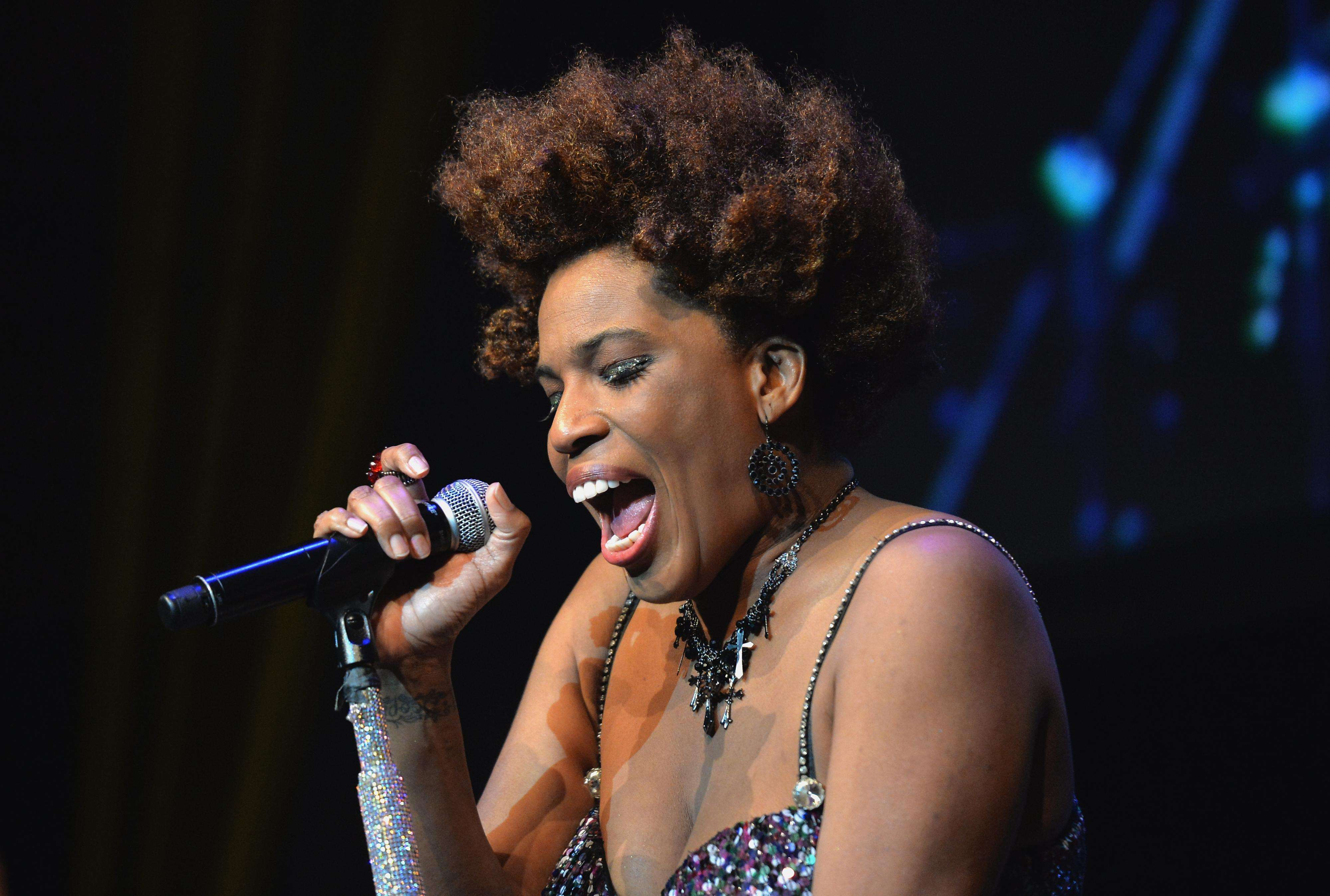 Macy Gray estará en Jazz al Parque como invitada del músico David Murray. Foto: Getty Images