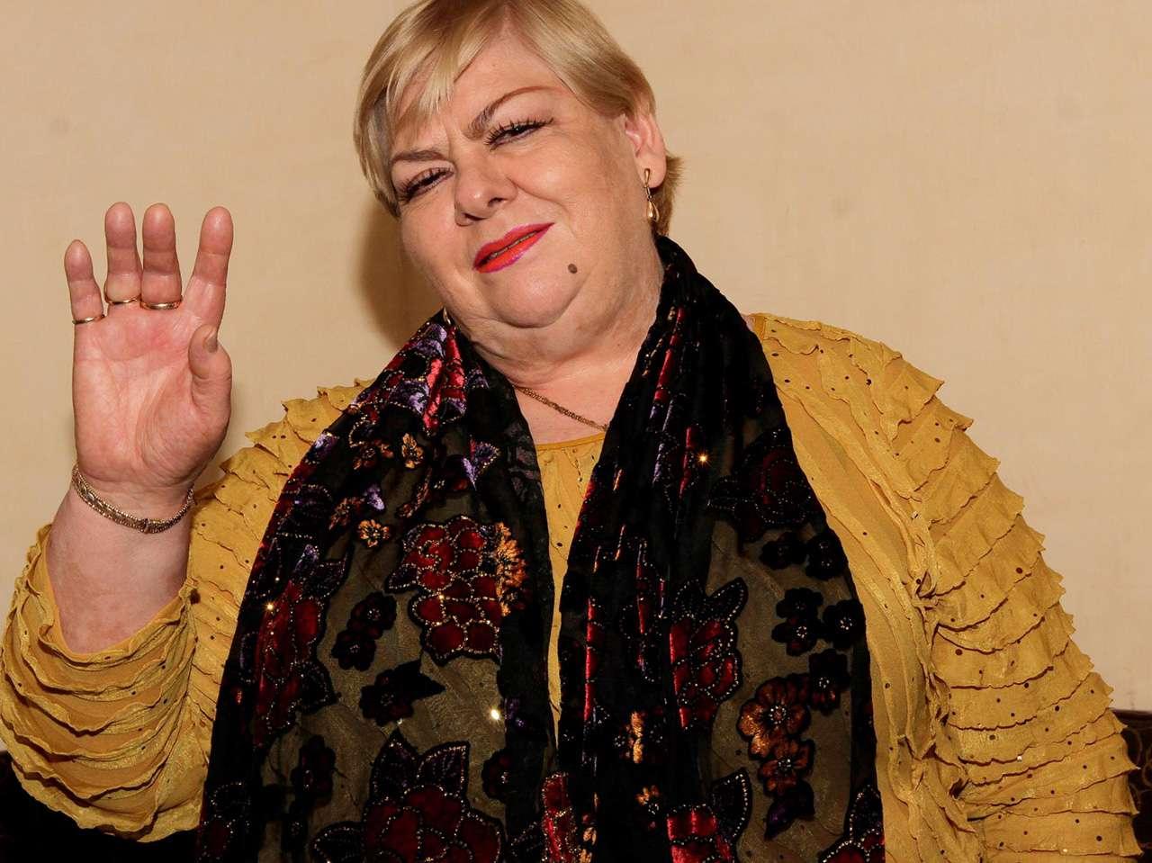 Paquita la del Barrio dijo que ella sin problema con cualquier persona, siempre y cuando le paguen Foto: Notimex
