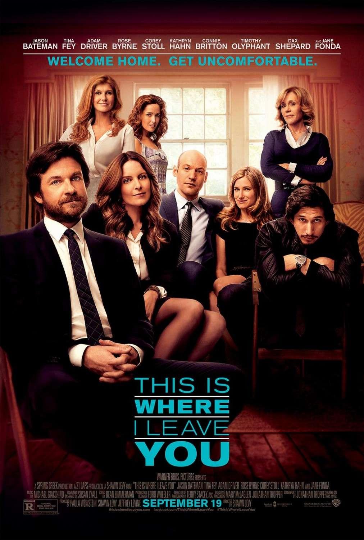 """¡Regístrate y gana el DVD de """"This is Where I Leave You""""! Foto: Sitio oficial"""
