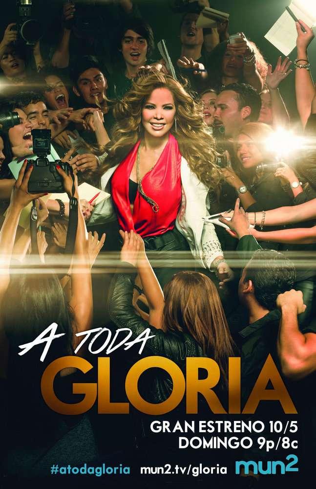 'A Toda Gloria' estrena el 5 de Octubre en Telemundo Foto: Telemundo