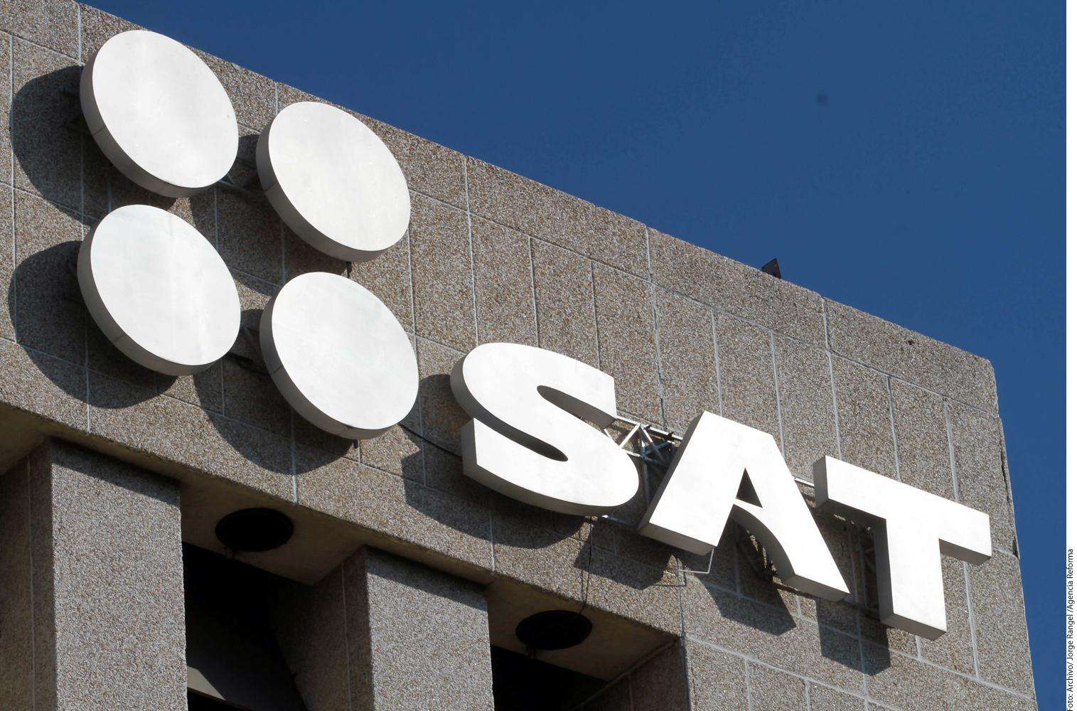 Oficinas del SAT Foto: Agencia Reforma