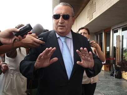 Carlos Fabra. Foto: efE
