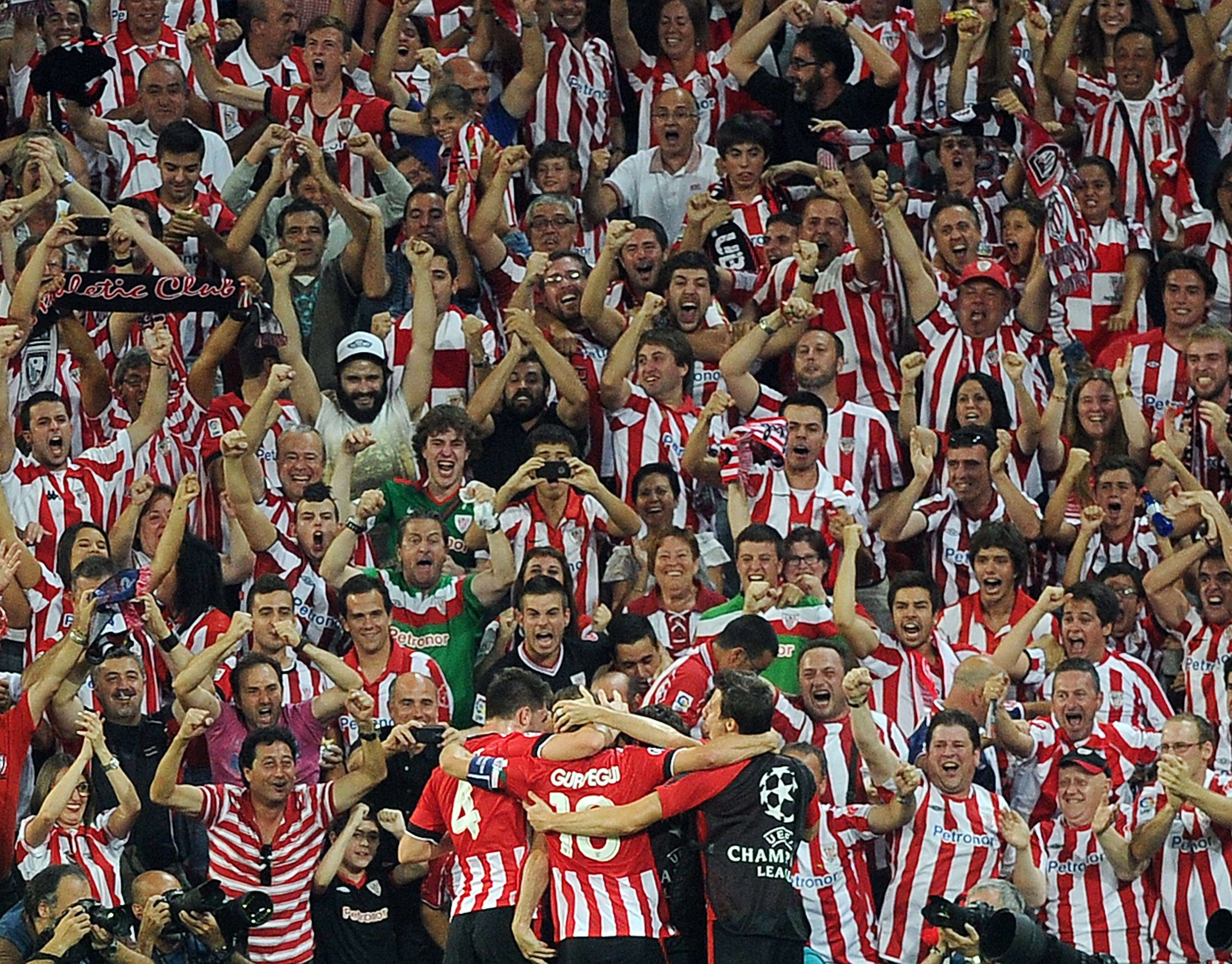 Athletic Bilbao Foto: Getty Images