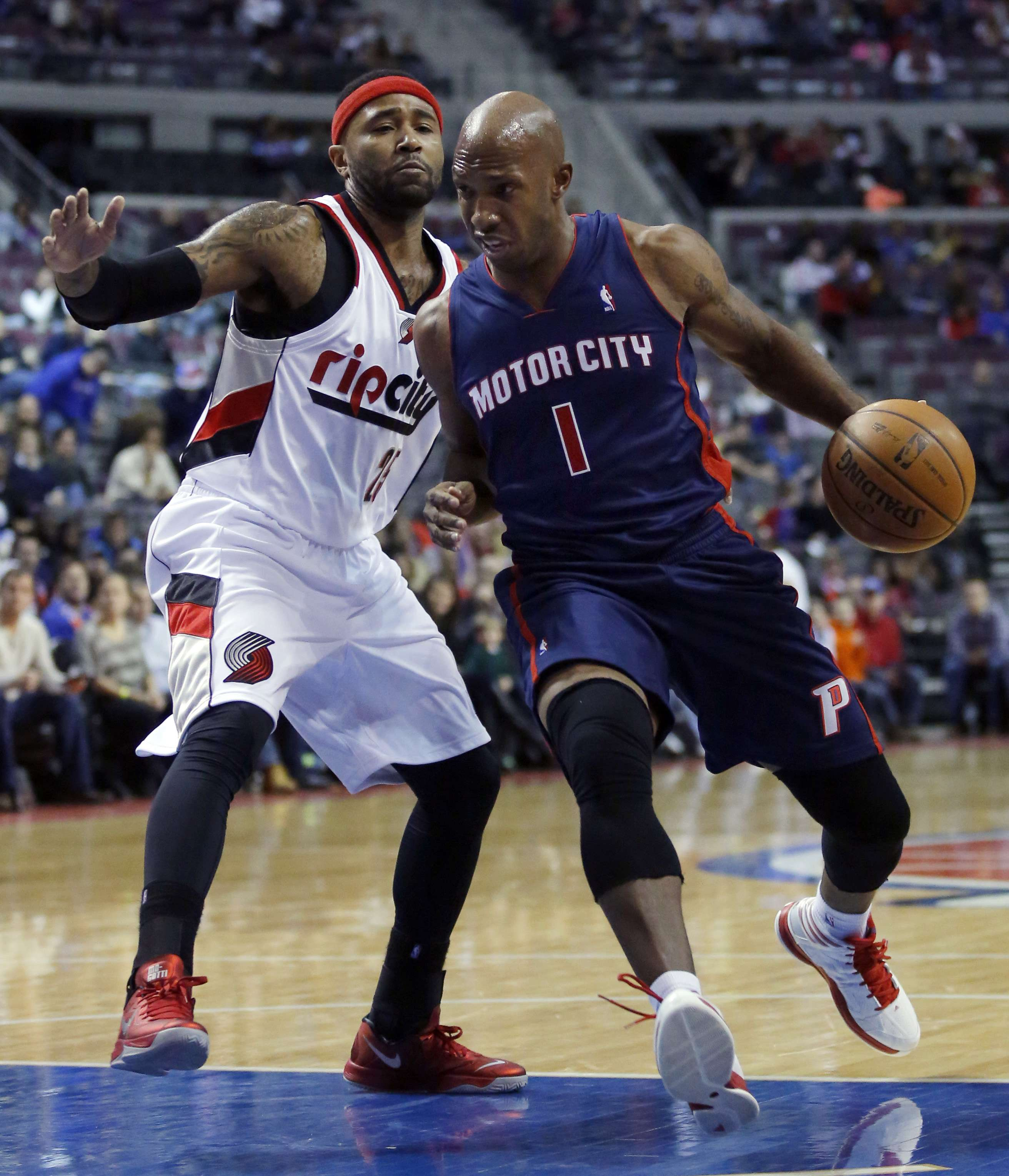 Billups condujo a los Pistons a dos finales consecutivas. Foto: AP