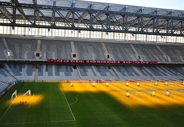 Evento é o primeiro não esportivo confirmado na Arena da Baixada Foto: Atlético-PR/Divulgação
