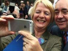 Salmond (BBC) Foto: BBC Mundo/Copyright