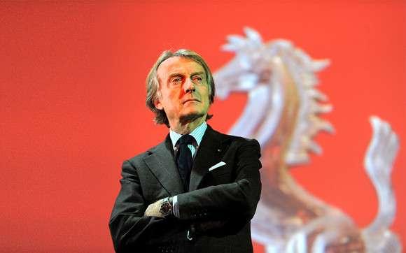 Luca Cordero di Montezemolo Foto: Ferrari