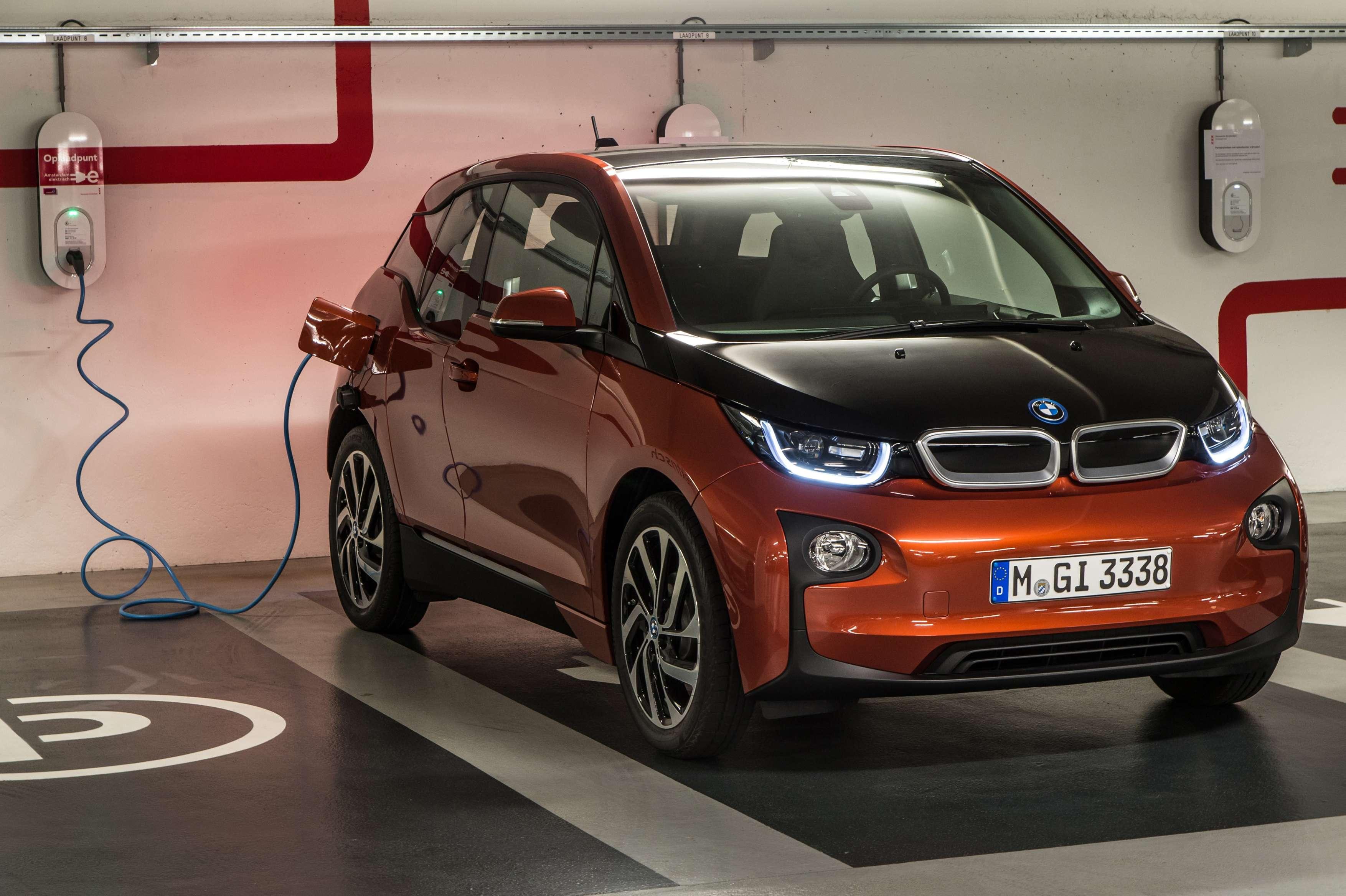 BMW traz o carro elétrico i3 ao Brasil Foto: BMW/Divulgação