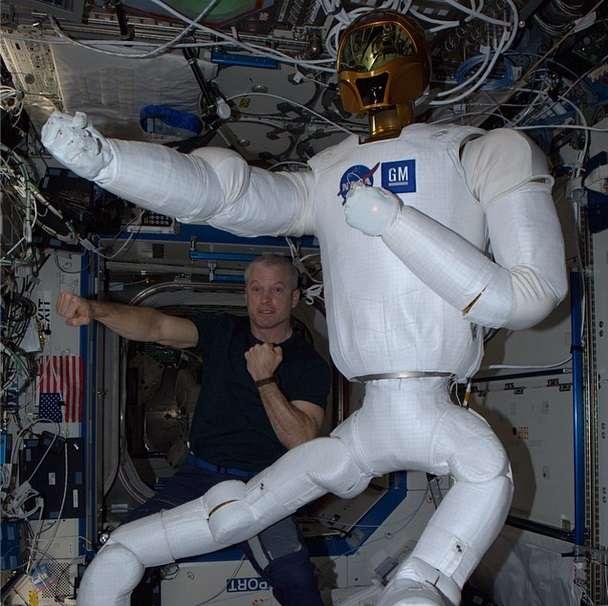 Foto: Estação Espacial Internacional/Instagram