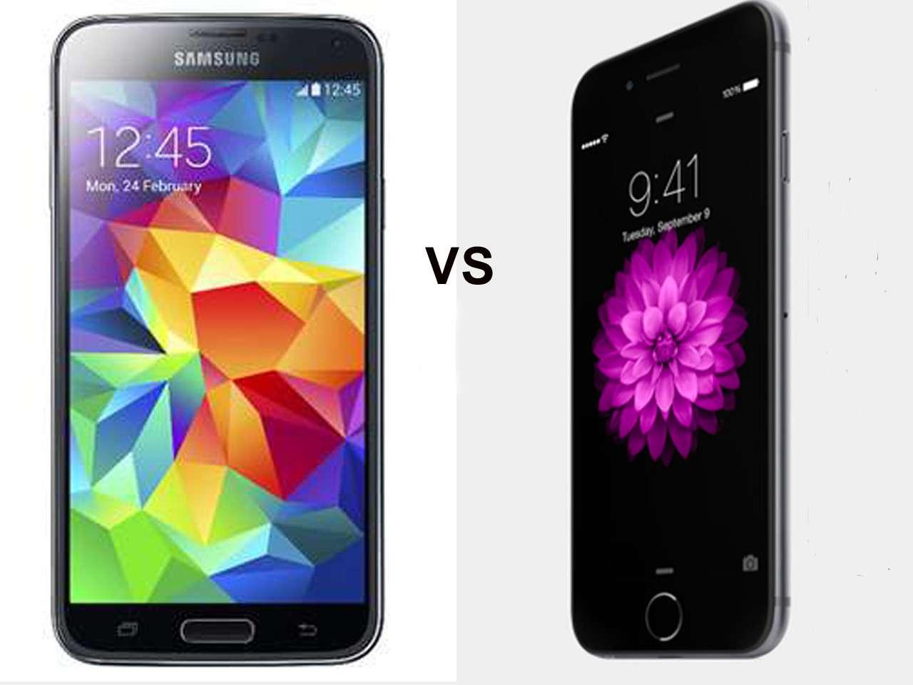 ¿Cuál es el mejor? Foto: Samsung/Apple