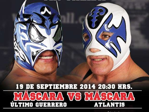 La rivalidad de ambos gladiadores llegará a su punto final. Foto: CMLL