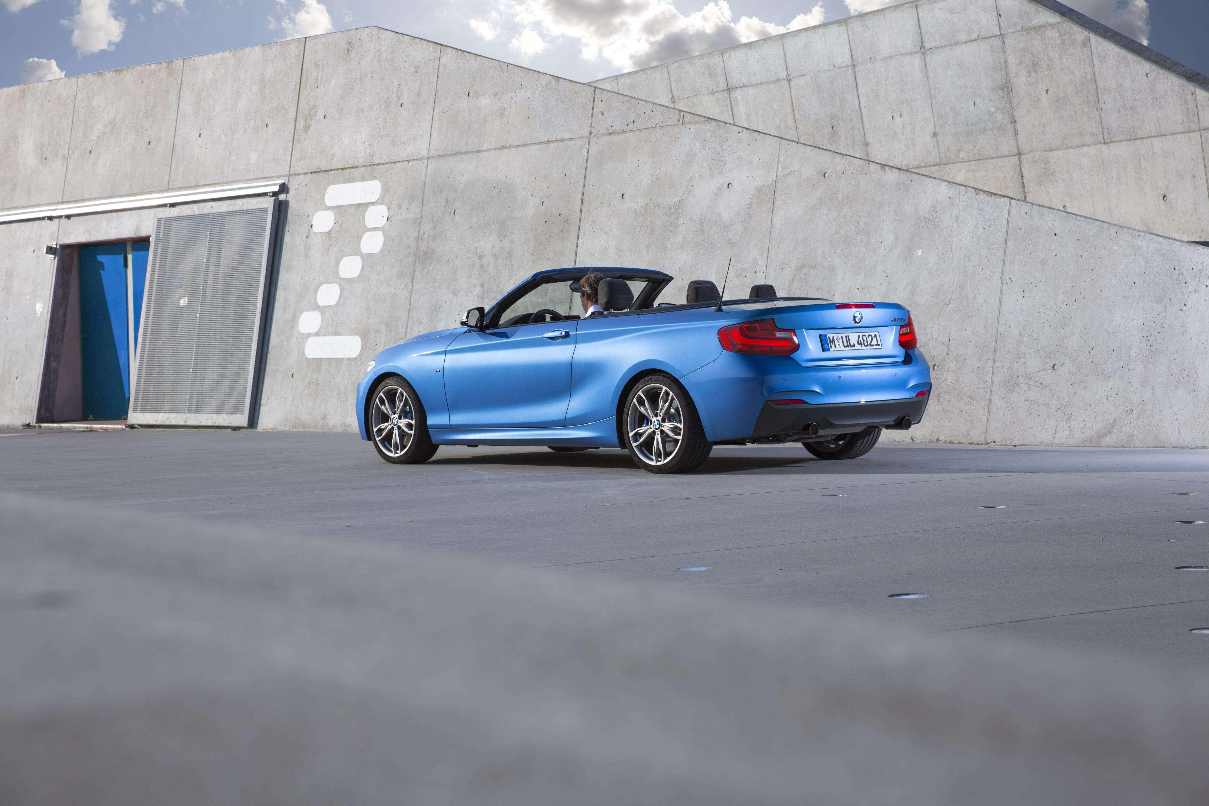 BMW M235i Convertible Foto: BMW