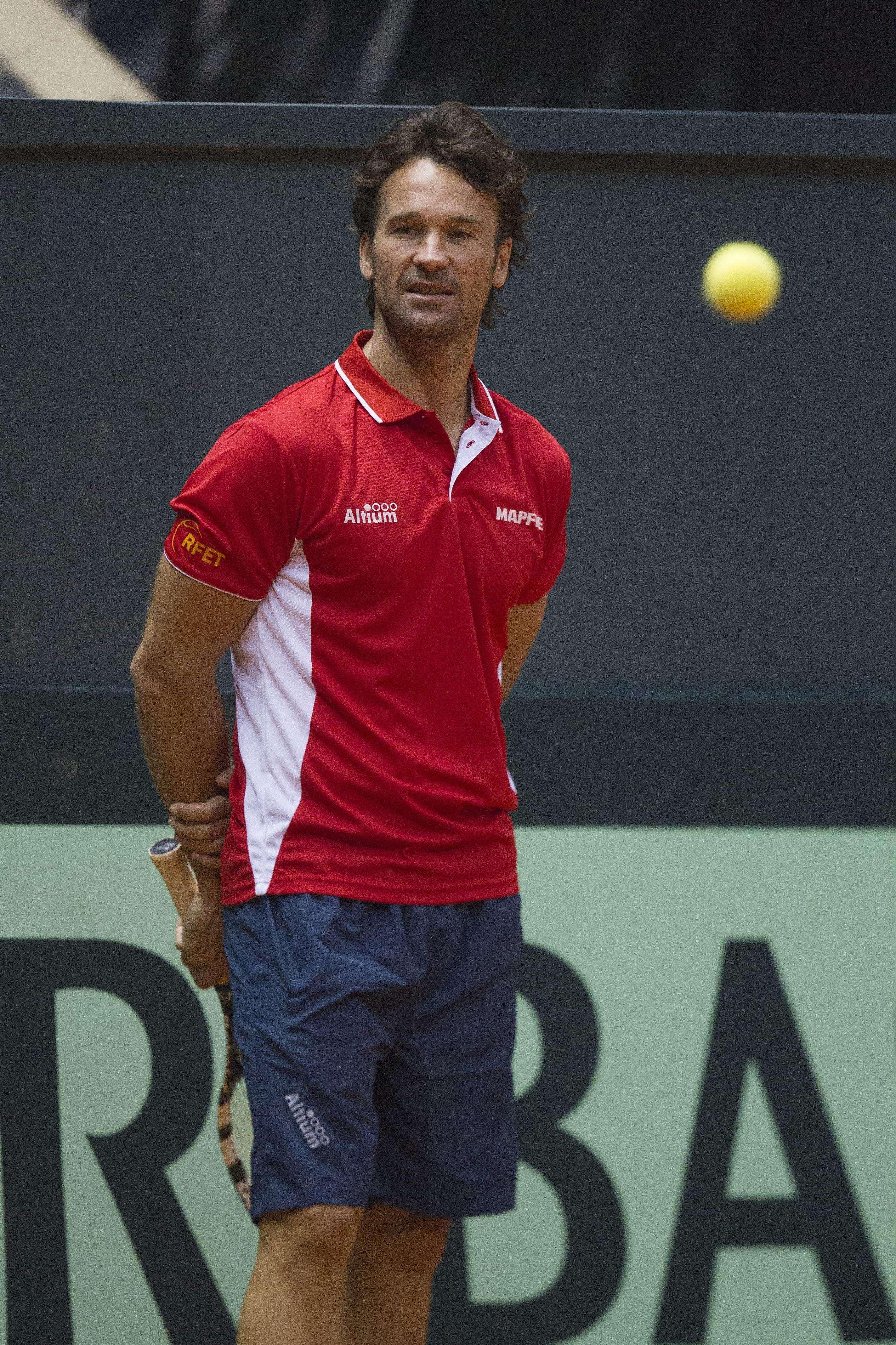 Carlos Moyá tiene mucha confianza en los jóvenes. Foto: EFE