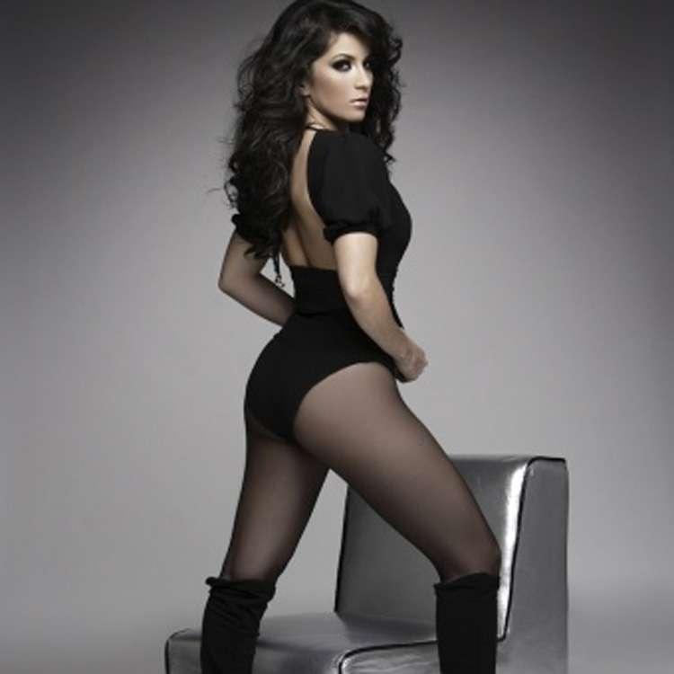 Alessandra Rosaldo en sus fotos sexys Foto: TV Notas