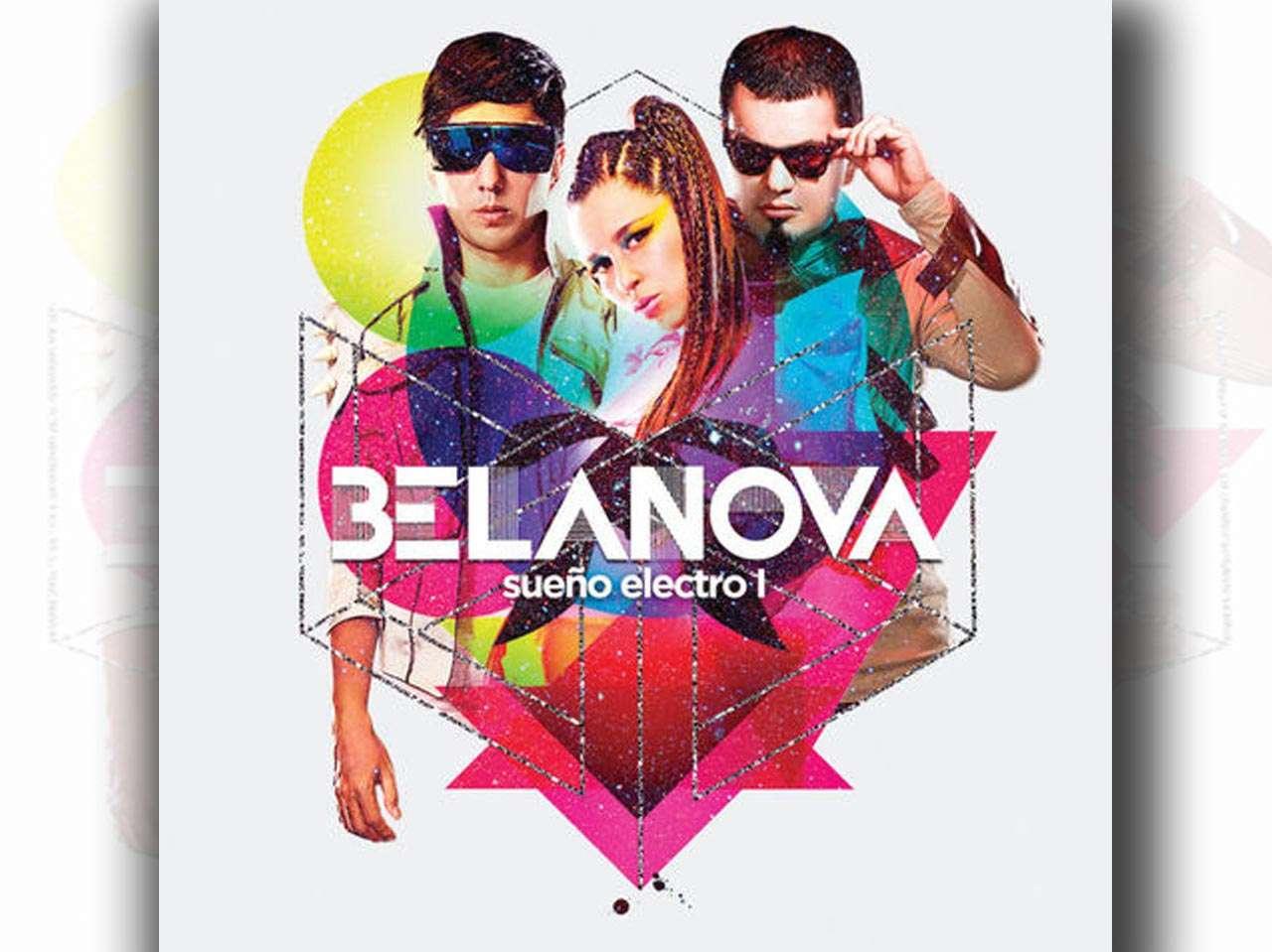 Discografía Belanova Foto: Universal Music
