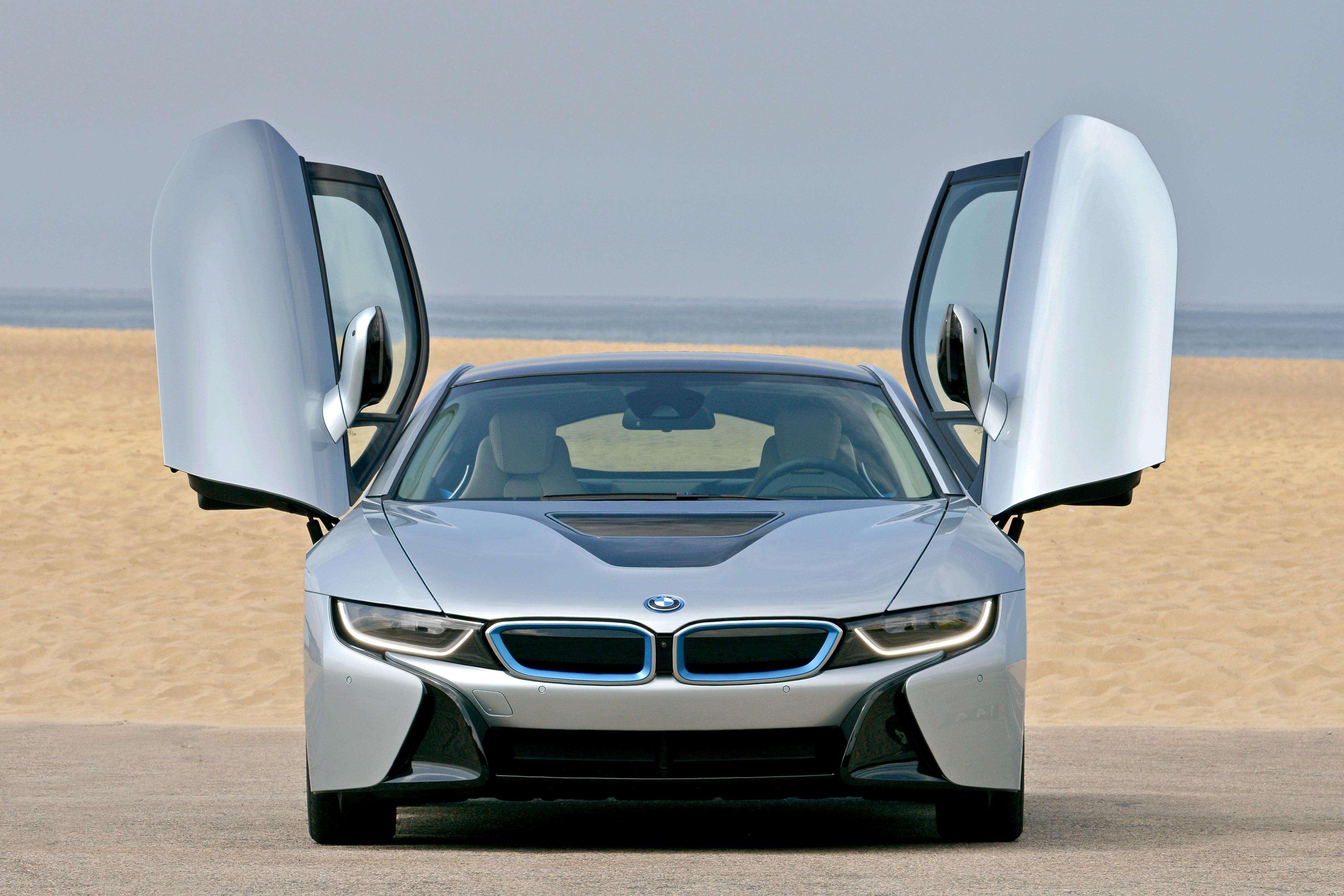 Esportivo elétrico BMW i8 Foto: BMW/Divulgação