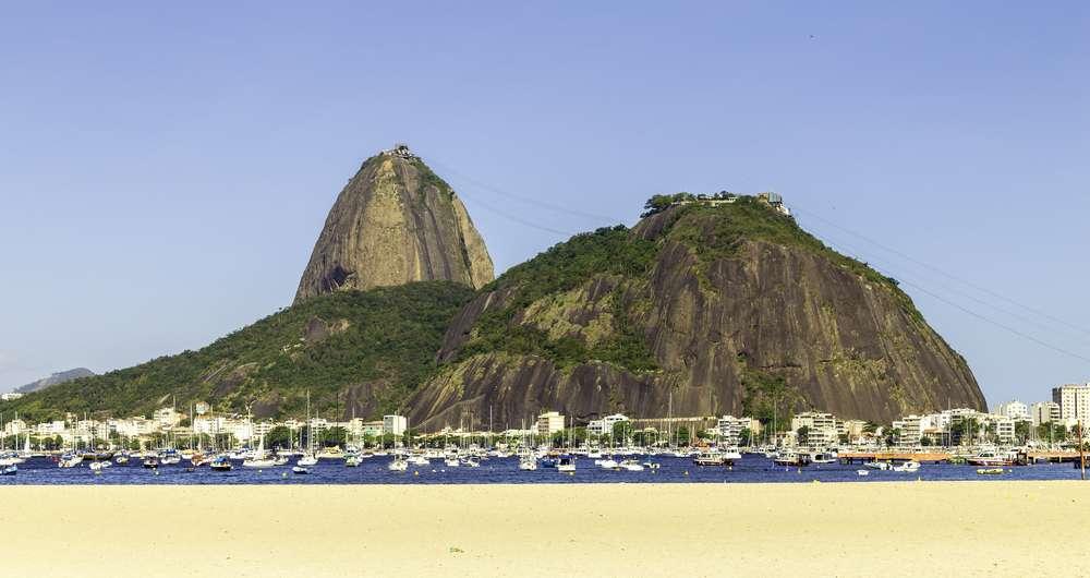 Locais como o Pão de Açúcar estão entre os principais pontos turísticos do Brasil Foto: Filipe Frazao/Shutterstock