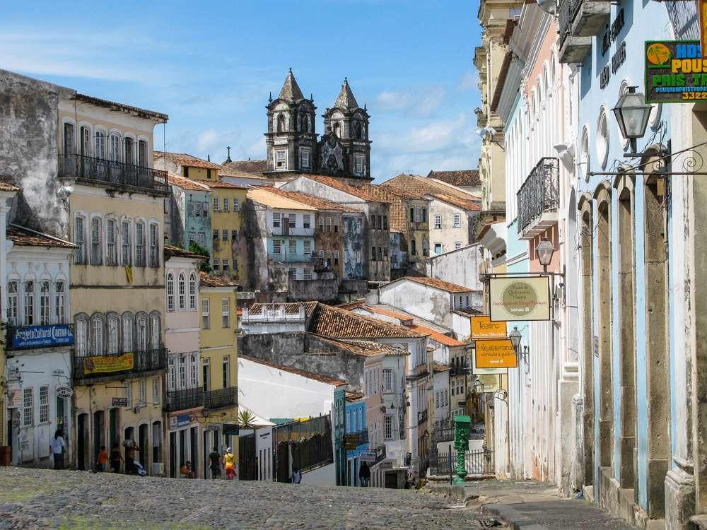 Além do Rio, o navio Queen Mary 2 visitará Salvador Foto: E. P. Adler/Shutterstock