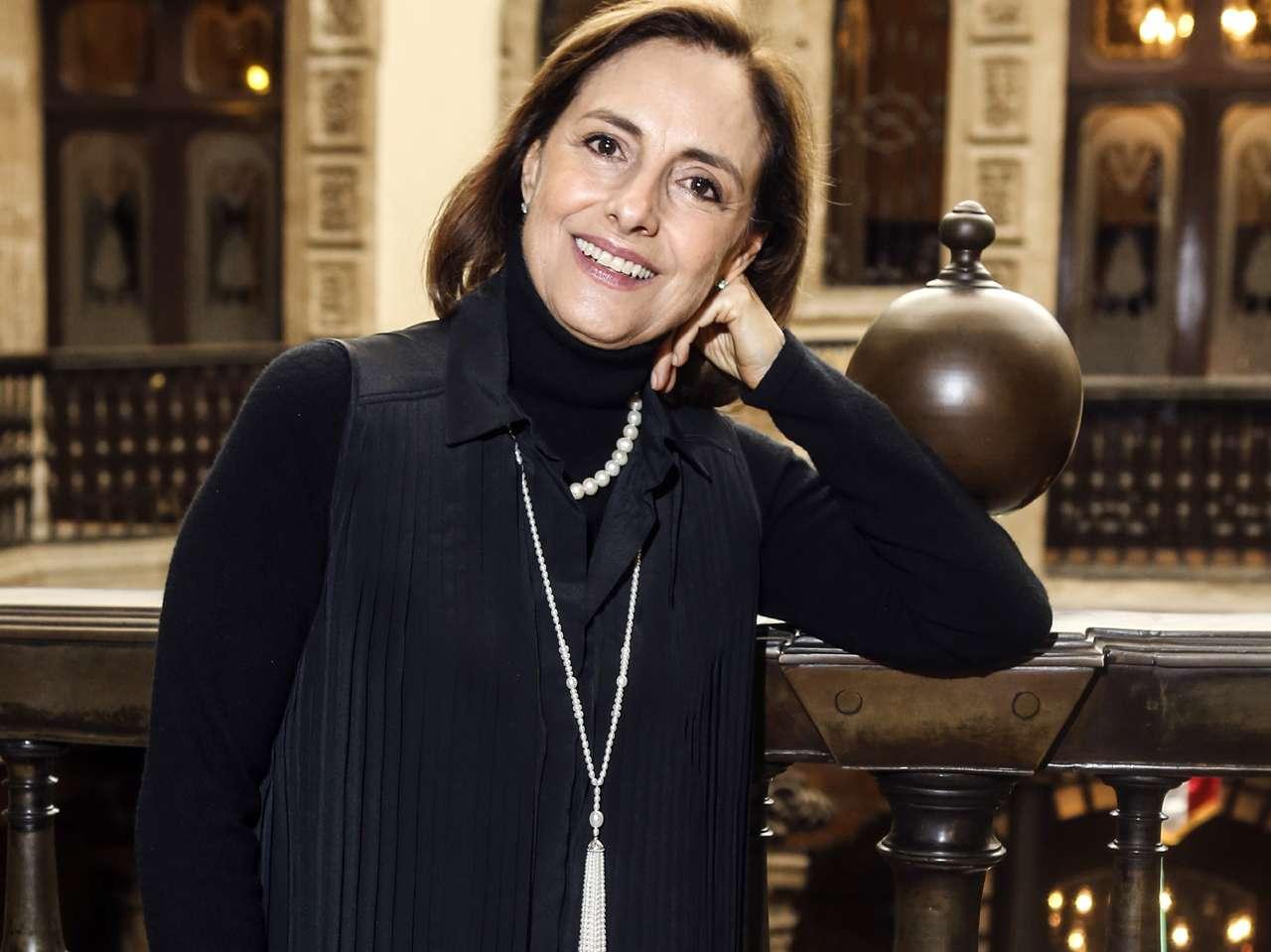 Diana Bracho. Foto: Medios y Media