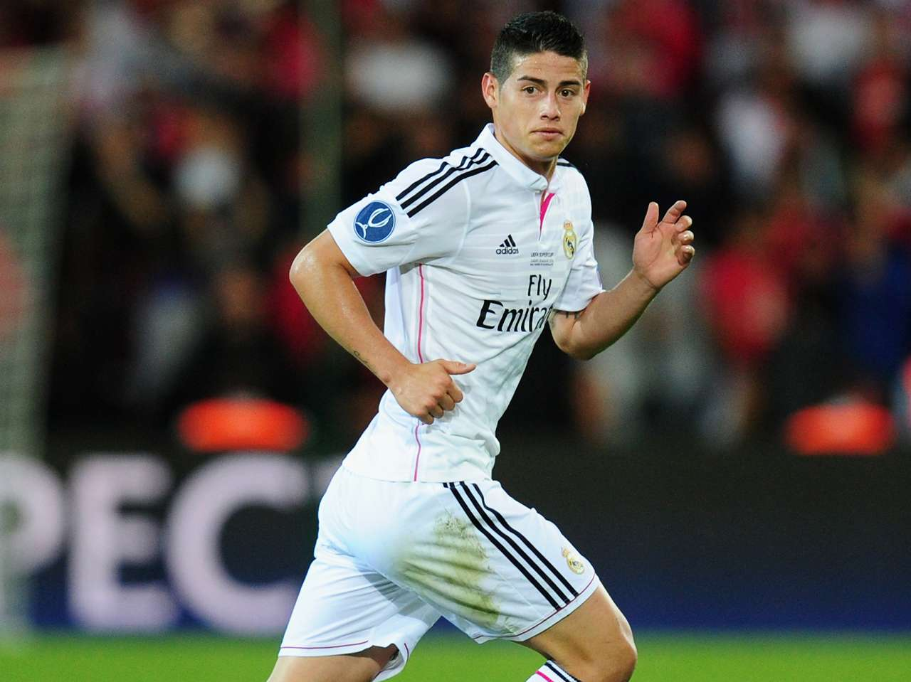 James Rodriguez. Foto: Getty Images