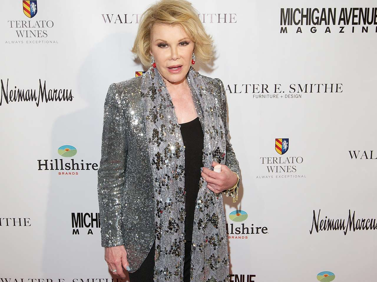 Joan Rivers. Foto: Getty Images