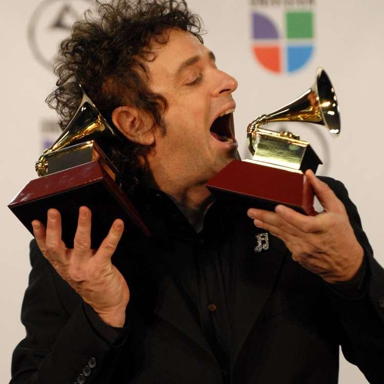 Musicos que murieron en 2014 gustavo cerati Foto: AP