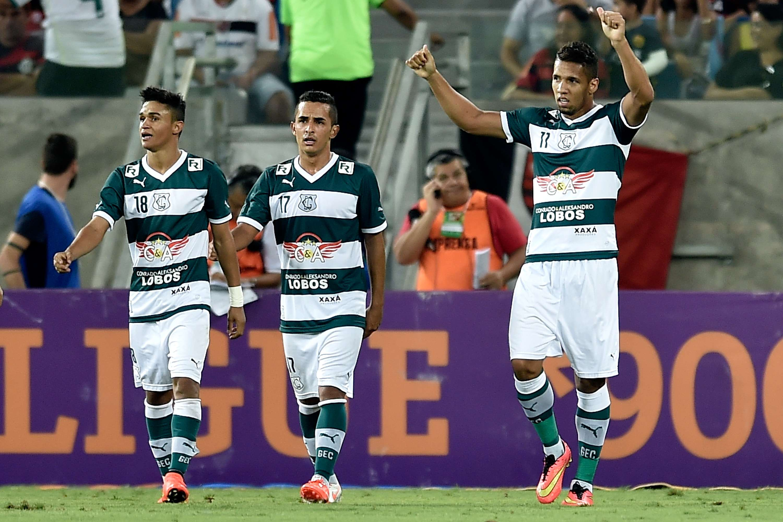 Goiás supera Flamengo no Serra Dourada Foto: Buda Mendes/Getty Images