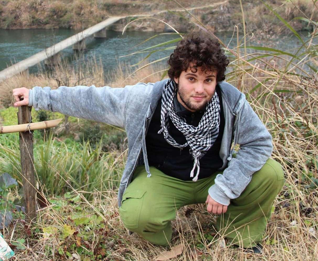 Kevin Hoistacher, de 24 años, desde julio pasado estaba detenido en una cárcel común de Rusia Foto: NA