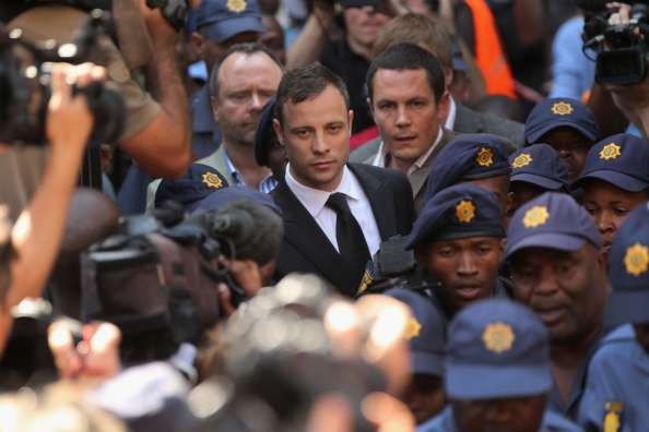 Oscar Pistorius Foto: Getty Images/Getty Images