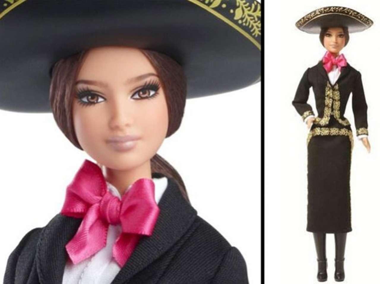 Barbie Mariachi. Foto: Barbie